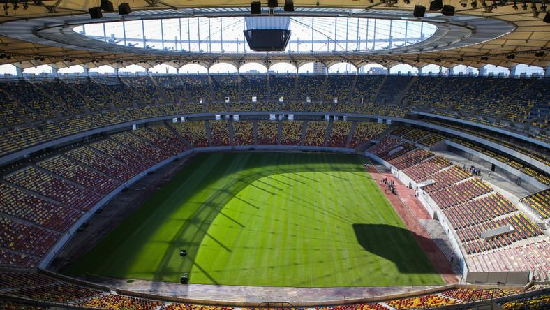 Stadion w Bukareszcie