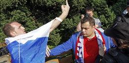 Rosyjscy kibole chcą zrobić krzywdę Polakom. Umawiają się na forach