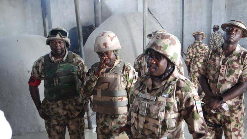 Army arrests 4 Boko Haram logistics suppliers