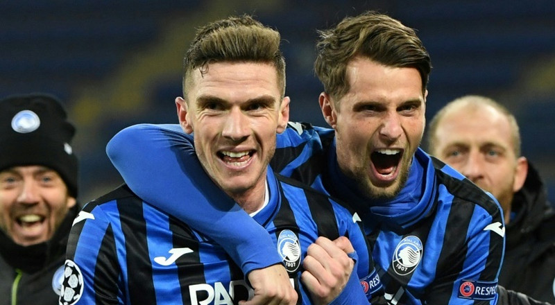 Euphoria in Bergamo as Atalanta pull off Champions League 'miracle'