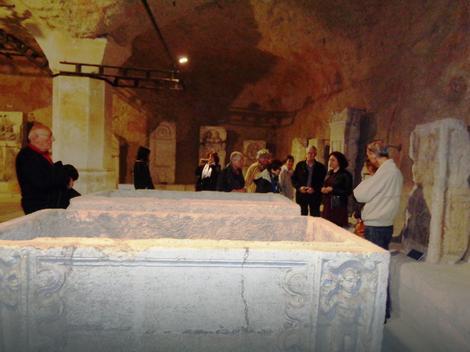 Spomenici iz perioda antičkog Rima