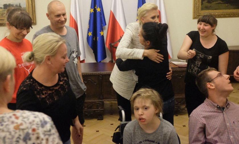 Spotkanie w Sejmie