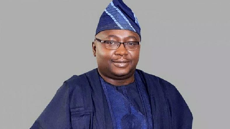 Former CBN Deputy Gov Adebayo Adelabu, is running for Governor in Oyo State (Independent Newspapers)