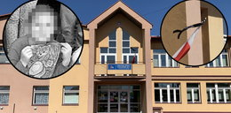 Żałoba po tragicznej śmierci dzieci i ich matki w Rudniku. Szkoła wywiesiła flagi z kirem