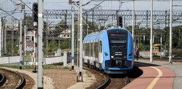 Orkan Grzegorz zatrzymuje pociągi Kolei Śląskich