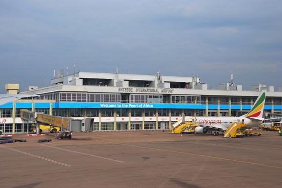 Međunarodni aerodrom u Entebeu
