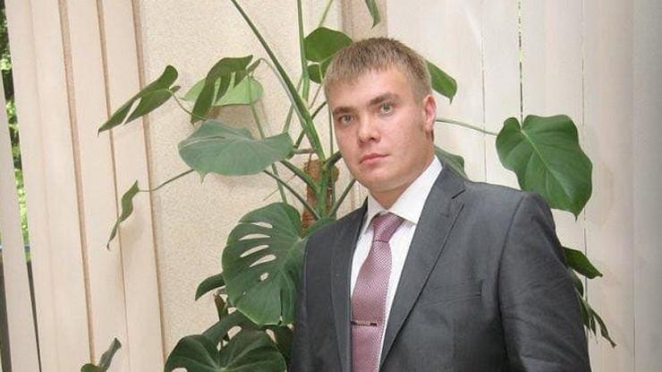 Vladimir Putin telohranitelj