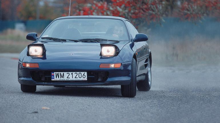 Toyota MR2: Niczym małe Ferrari