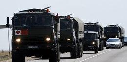 Na Ukrainę wjechała kolejna kolumna wojskowa!