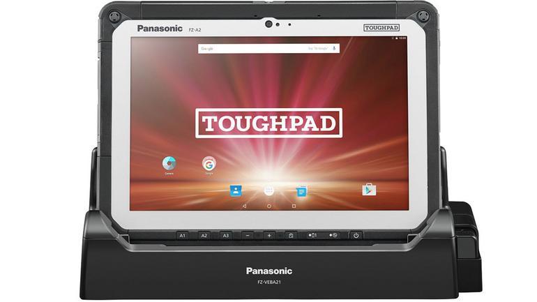 Panasonic FZ-A2 - tablet do zadań specjalnych