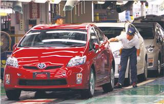 Toyota Prius będzie robić więcej hałasu