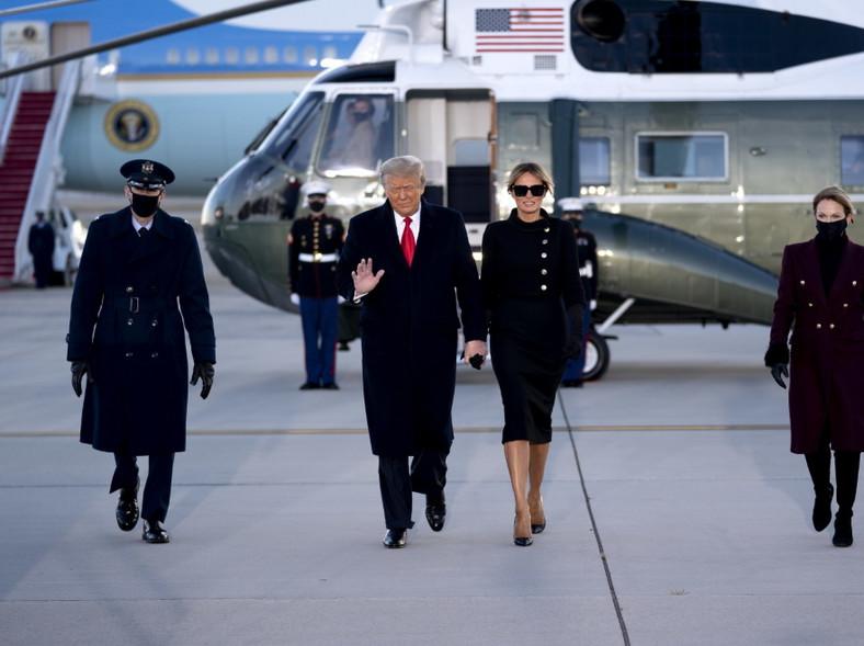 Melania Trump Donald Trump