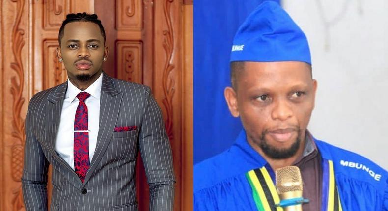 Diamond, Mwana FA lead Tanzanians in mourning the death of BASATA boss