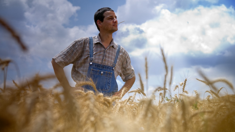 samotny rolnik