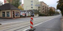 Tak się w Łodzi łata dziury