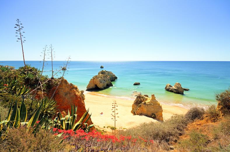 Zobacz najlepsze plaże w Portugalii