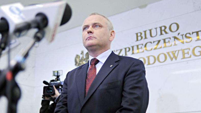 Szczygło do Tuska: Zwołać sztab kryzysowy