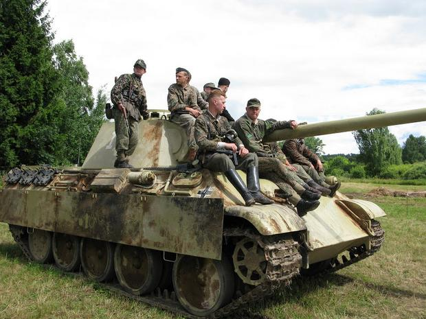 "Mazurski Piknik Militarny ""Walkiria"" 2016"