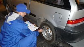 25 proc. kierowców nie sprawdza ciśnienia w oponach