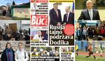 """""""EUROBLIC"""" ZA 29.11. Samo za internu upotrebu u EP: Putin """"umešao"""" prste u IZBORE U BOSNI 2014!?"""
