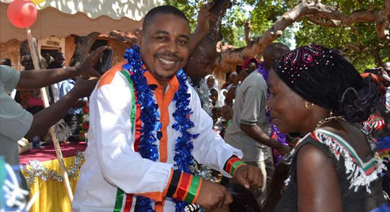 ODM Candidate for Msambweni by-election Omar Boga tests positive for Covid-19