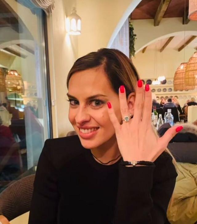 Sara Marbau i verenički prsten