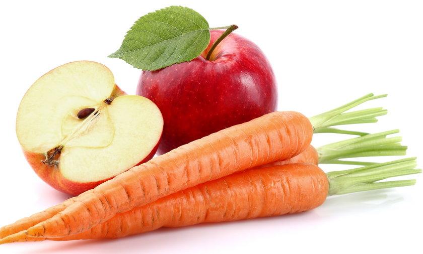 Których warzyw i owoców lepiej nie obierać?