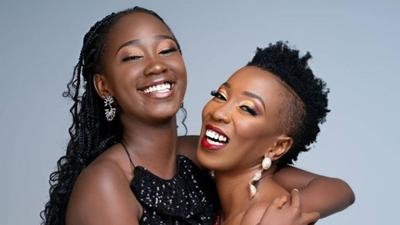 Singer Wahu gushes over daughter's first interview on Citizen TV
