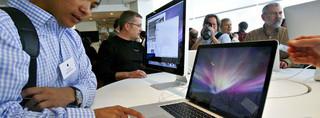 Apple przedstawi nową wersję laptopa Mac Book