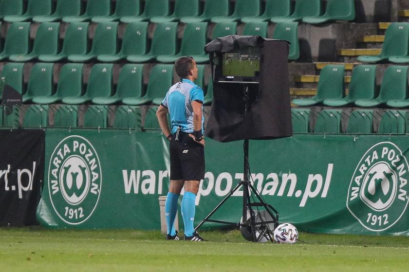 Warta Poznań przegrała z Górnikiem Zabrze 0:1