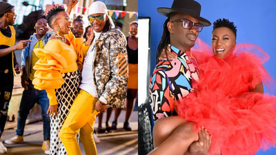 Nameless teams up with Wahu in their first ever Collabo & fans can't keep calm (Video)