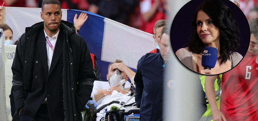 """Największe skandale Euro 2020: """"Pier***ę twoją matkę!"""" i scenariusz na wypadek śmierci Eriksena"""