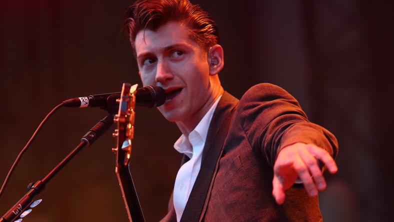 Arctic Monkeys będzie gwiazdąOpen'era
