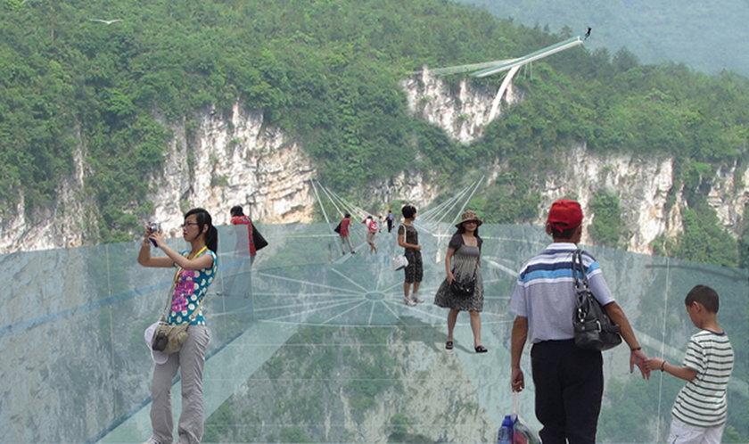 W lipcu most będzie otwarty dla zwiedzający