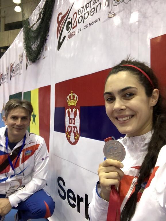 Tandem za uspeh: Dragan Jović i Milica Mandić