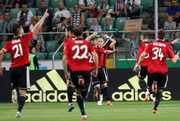 Fudbaleri Spartaka iz Trnave
