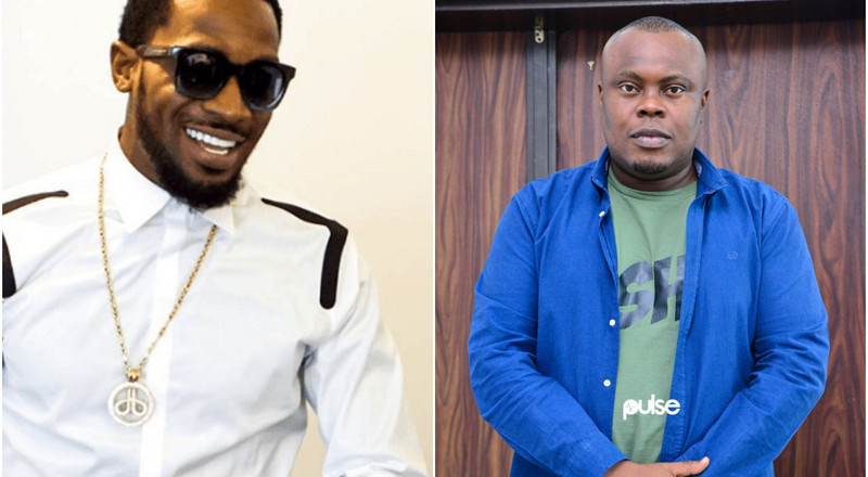 Bankulli fires back, says D'Banj does drugs