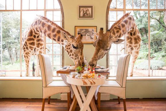 Restoran u Keniji