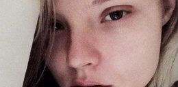 Polska top modelka bez makijażu