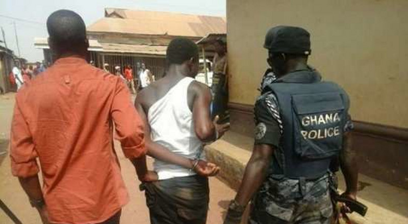 2 grabbed for duping Ghanaians after promising them Immigration Service job