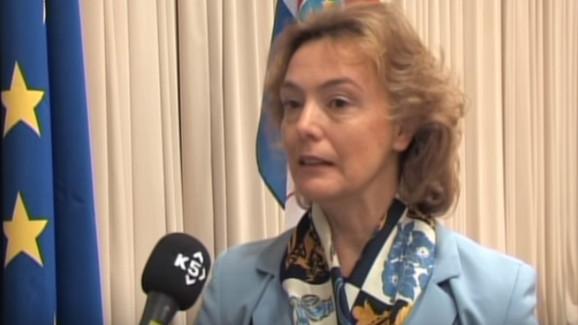 Pejčinović Burić je navela da su izjave predstavnika srpske Vlade zlonamerne