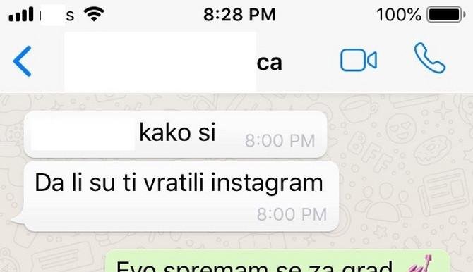 Šta je sa Instagramom