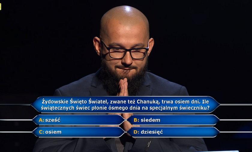 """""""Milionerzy"""" padło pytanie za milion złotych!"""