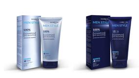 MEN STYLE MARION - linia specjalistycznych szamponów w 100 proc. dedykowana mężczyznom