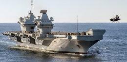 Konflikt w Iranie niepokoi kolejne państwa. Wielka Brytania mobilizuje flotę