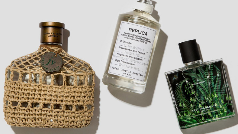 Perfume mistakes to avoid(GQ)
