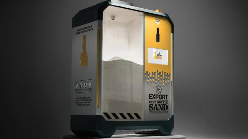 Sztuczny piasek ma uratować zasoby naturalnego surowca