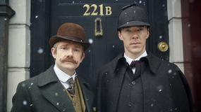 """Sherlock i upiorna panna młoda"" na DVD: wszystko gra"
