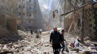 Syria: Wstrzymano ewakuację Aleppo