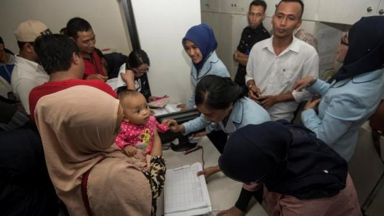 Indonesia orders overhaul of drug agency after fake vaccine scandal